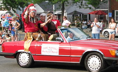 Grand Marshall Richard Bayrd