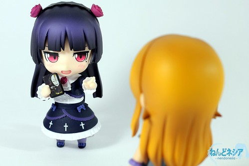 Kuroneko was picking on Kirino