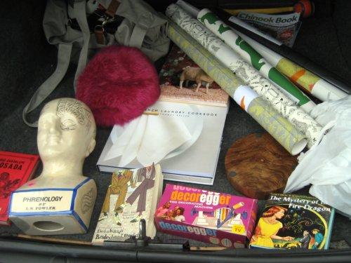 Junk In My Trunk 7-16-11