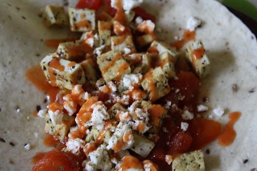 tofu, feta, etc.
