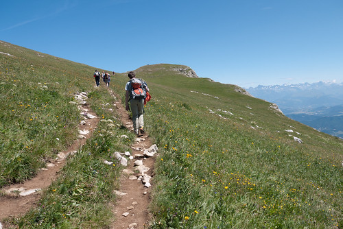 Vers le sommet by Ghusse, on Flickr