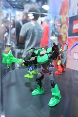 Green Lantern Constraction - LEGO Super Heroes - DC Comics