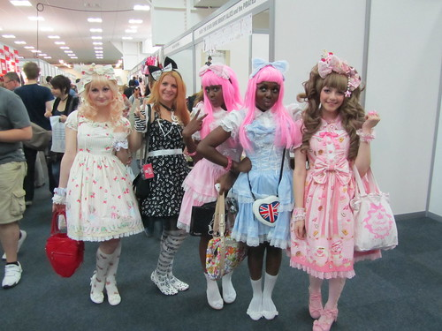 Hyper Japan, Friday 22nd July 2011