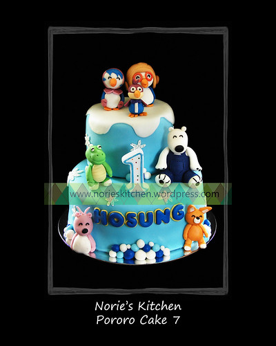 Norie's Kitchen - Pororo Cake 7