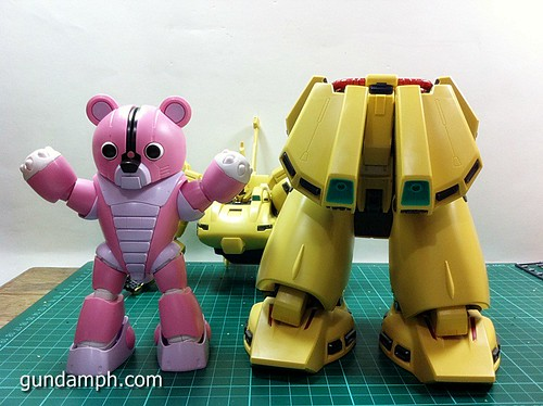 MG The-O PMX-003 Review OOB Build (48)