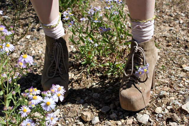 Shoes in Bloom