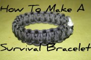Making A Survival Bracelet