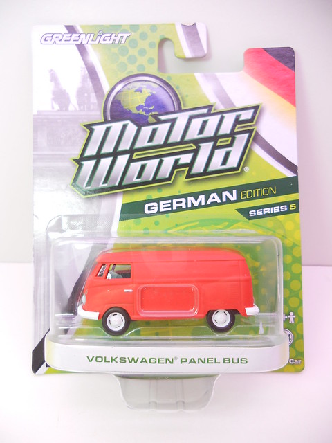 green light motorworld german edition volkswagen panel bus (1)