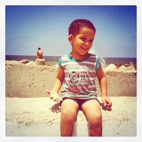 شقاوة صيف #alexandria by aliabutaleb.