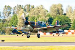 Spitfire Mk IIa