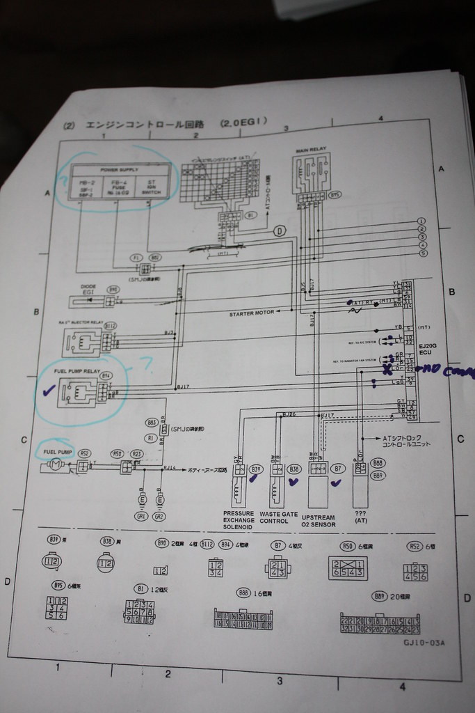Collection Subaru Impreza Wiring Diagram Pictures Diagrams