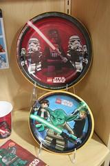 Hallmark LEGO Star Wars Plates