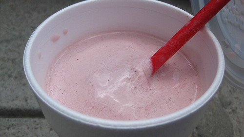 strawberry lean1 smoothie