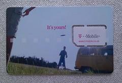 t-mobile sim card carrier