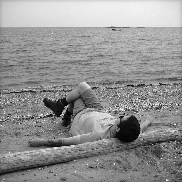 Saturday at the Shore