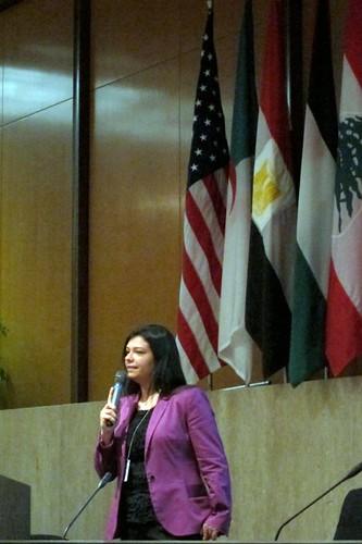 TechWomen Presentation at US State Department