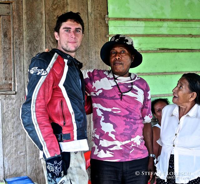 KLR 650 Trip Ecuador 103