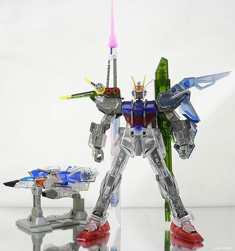 EX Metal Grade Gundam Strike Launcher & Sword  (2)