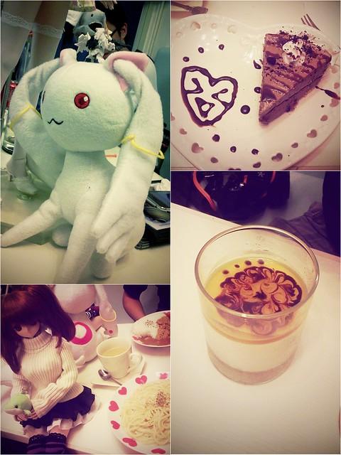 Java Shots: Maid Cafe 3