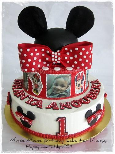 Dhanya Bday Cake