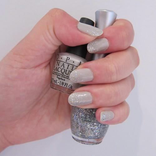 Grey + Glitter
