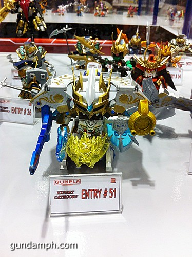 Additional Entries for Toy Kingdom SM Megamall Gundam Modelling Contest Exhibit Bankee July 2011 (33)