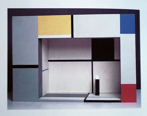 Mondrian - Ephemere Est Eternel set