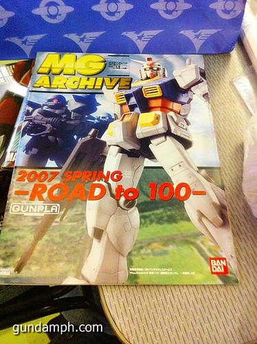 Free SD Astray Red Frame at TK Gundam Detailing Contest Caravan (39)