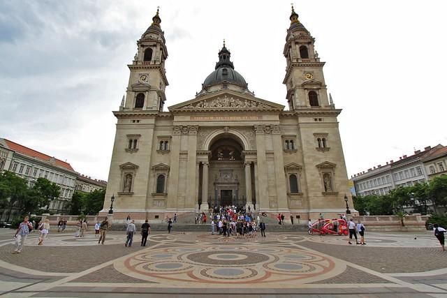 Basilique Saint-Étienne de Pest, Budapest