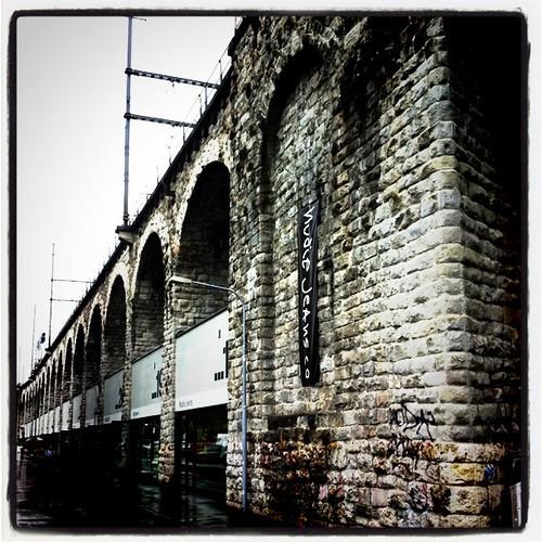 Viadukt by rosenegg