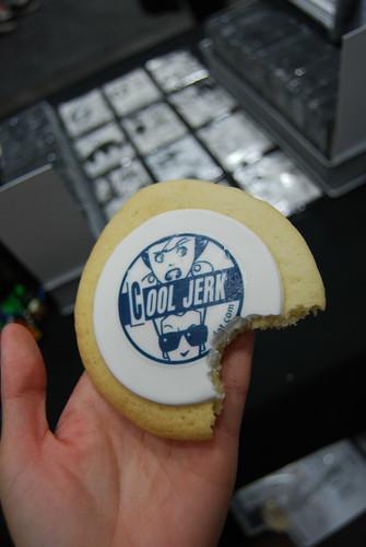 Cool Jerk cookie