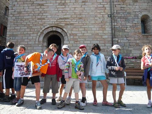 Colònies estiu 2011 esplai natzaret - Castellar de n'Hug (2)