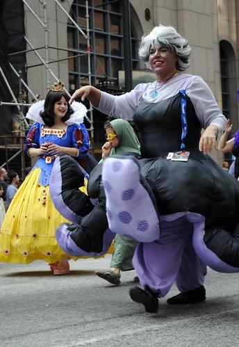 Ursula and Snow White