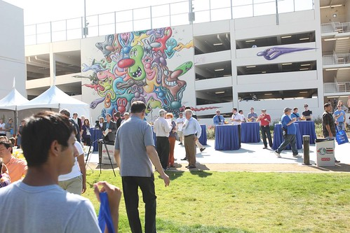 West Hollywood Library Grand Opening & Dedication