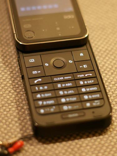 Sony Ericsson iida G11 BLACK+BLACK