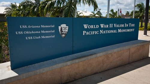 World War II Valor in the Pacific National Monument