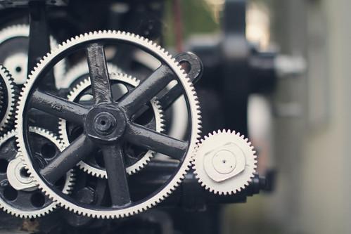 Gears by kamuscasio