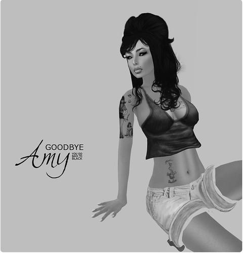 Goodbye to Amy Winehouse