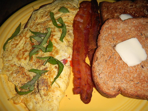 Country Omelette Brunch