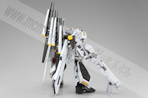 MC Model Comprehend Nu GUNDOOM HWS is Coming  Heavy Weapons System (1)