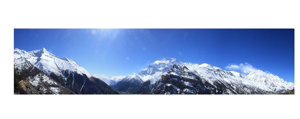 Panorama Himalaya