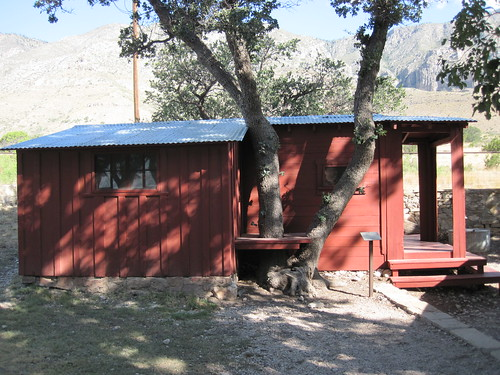 Frijole Ranch In the Guadalupe Mountains