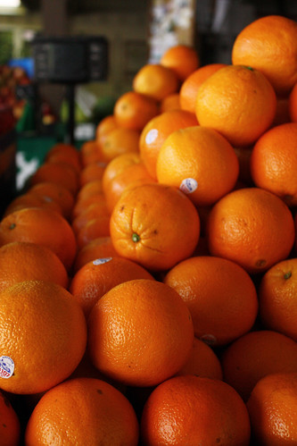 All the Oranges