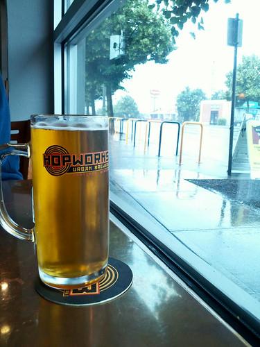 Hopworks Brewery