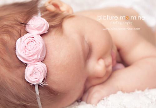 Allora Handmade — NEW! single baby headbands {pick a color}_1312341204385