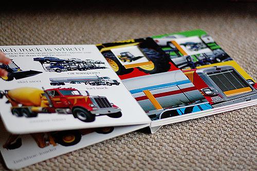 truck book
