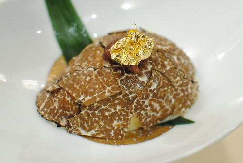 ice cream truffle