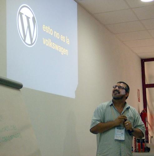 Aplicaciones web con WordPress