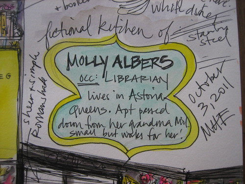 Molly Albers Description