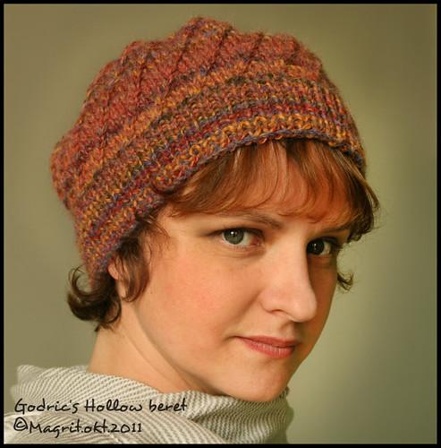 Godric's Hollow beret